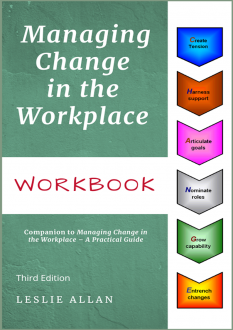 Managing Change in the Workplace Workbook