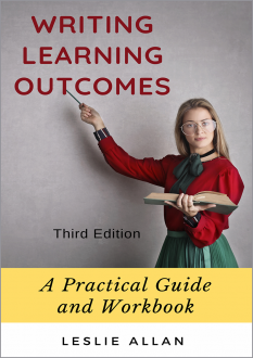Writing Learning Outcomes – A Practical Guide and Workbook